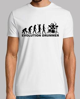 batterista evoluzione