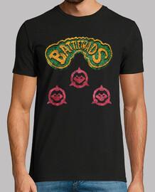 Battletoads Vintage Emblem