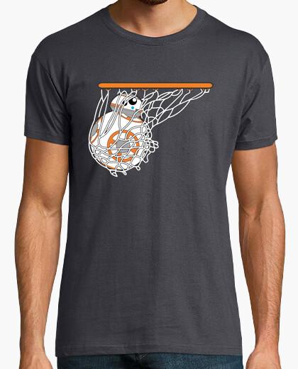 Camiseta bb-8 slam dunk