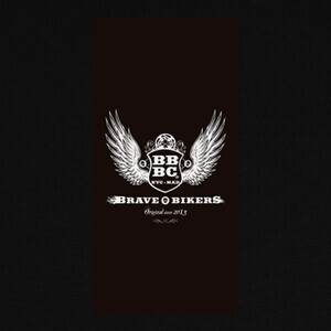 Camisetas BBBC Brave Bikers Wings Phone