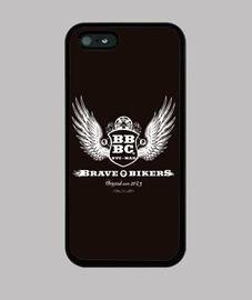 bbbc cyclistes courageux wings téléphone