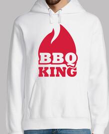 BBQ König Flamme Feuer