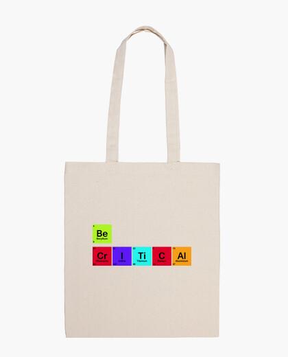 Be critical bag