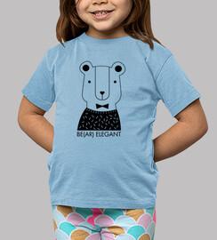 be elegant black bear