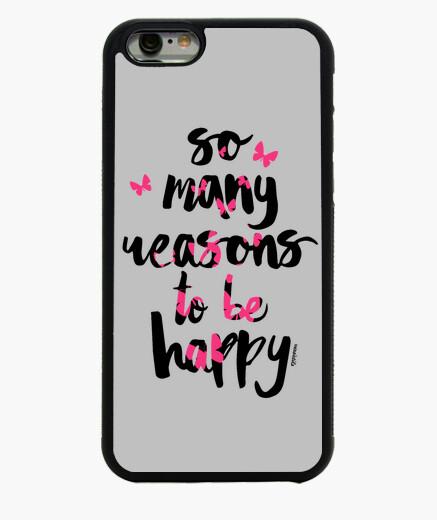 Be happy Funda iPhone 6 / 6S 6