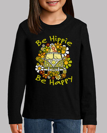 Be Hippie Be Happy