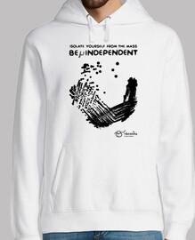 Be μindependent (fondos claros)