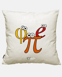be irrational π φ e (dark backgrounds)