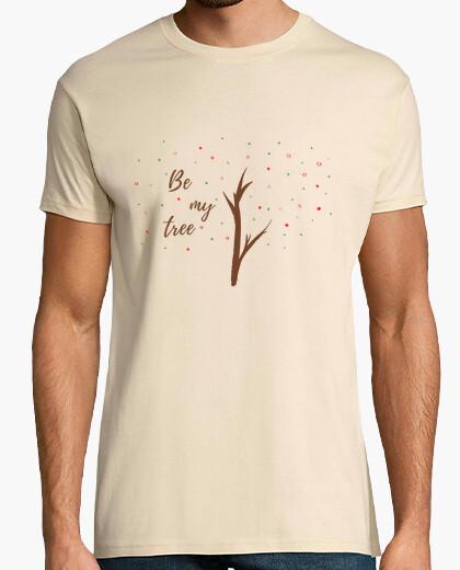 Camiseta Be my tree