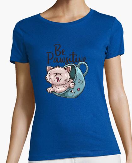 Camiseta Be Pawsitive