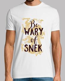 Be Wary Of Snek