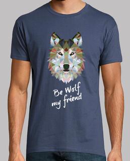 Be wolf my friend. M/c chico