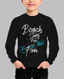 Beach and Surf