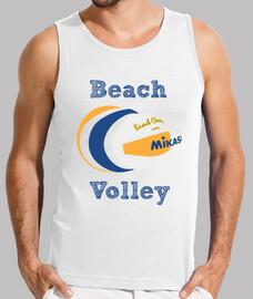 Beach Volley tirantes hombre