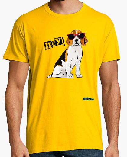 Camiseta Beagle moderno