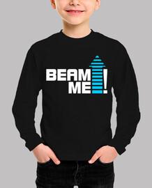Beam me up 1.2c
