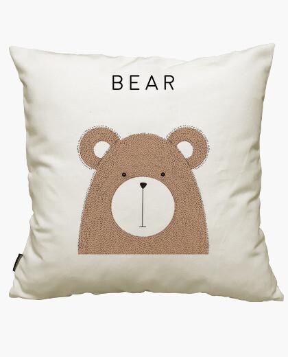 Housse de coussin bear