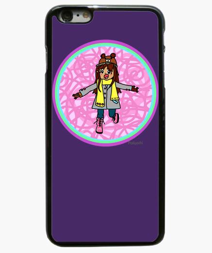 Funda iPhone 6 Plus / 6S Plus Bear Girl