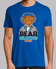Bear Music Humor Character