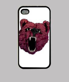 bear rugissement iphone 4 / 4s