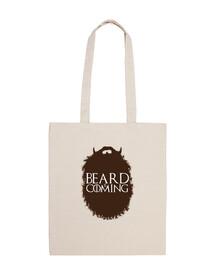 Beard is Coming
