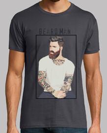 beard uomo