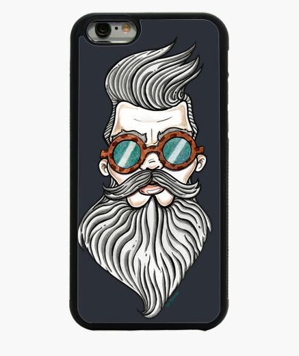 Funda iPhone 6 / 6S Bearded Man.