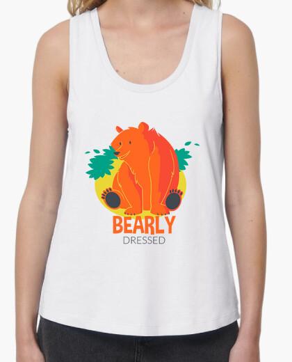 Camiseta Bearly Dressed