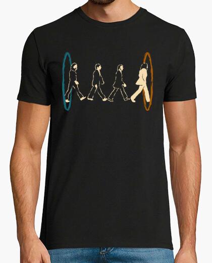 Tee-shirt beatles dans le site