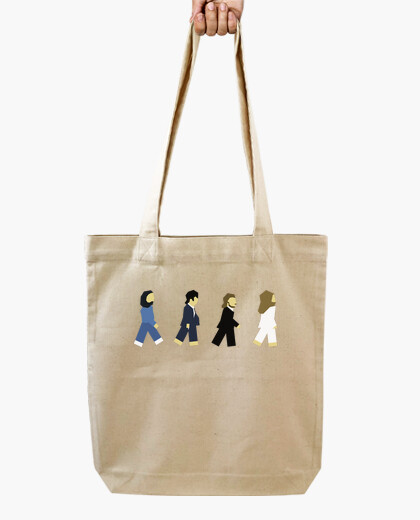 Sac beatles minimalistes