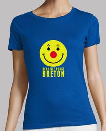 Beau nez rouge Breton