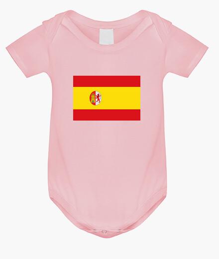7f51097e7 Ropa infantil bebe bandera de España (BEBE ESPAÑA) - nº 455243 ...