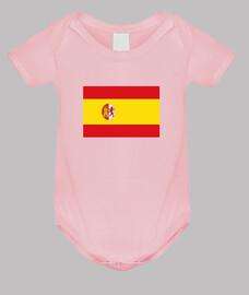 bebe bandera de España (BEBE ESPAÑA)