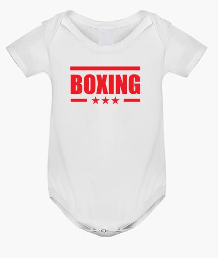Ropa infantil bebé carrocería de boxeo
