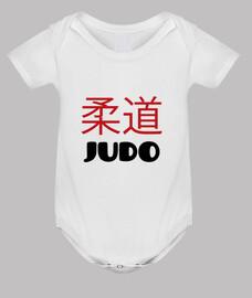 bebé carrocería de judo - artes marciales - deportes