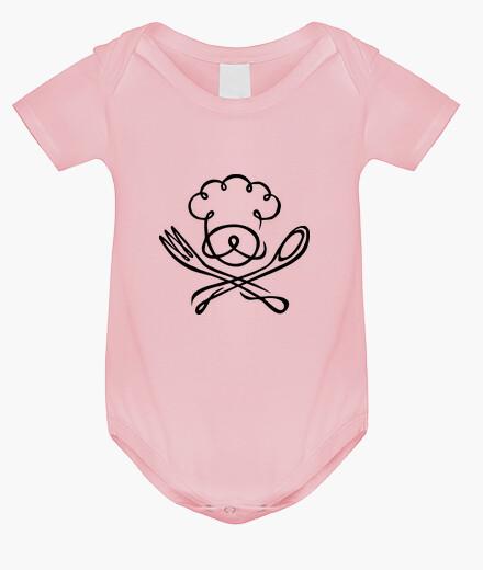 Vêtements enfant bébé chef