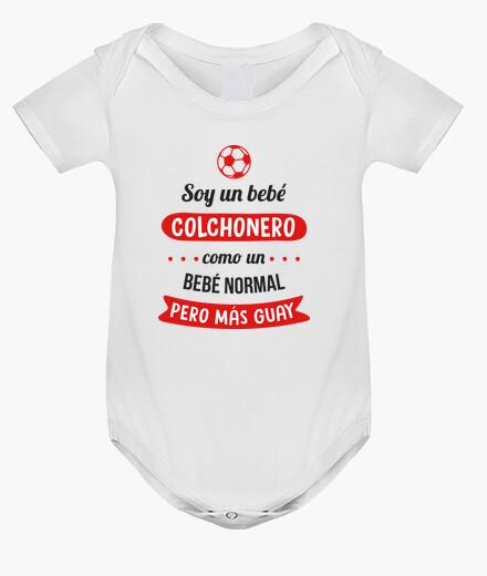 Ropa infantil Bebé Colchonero