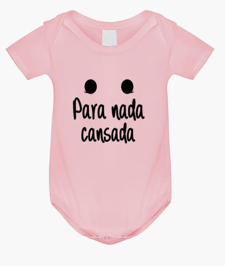 Ropa infantil Bebé descansada