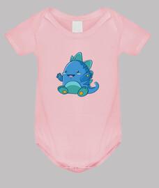 Bebé Dinosaurio Feliz