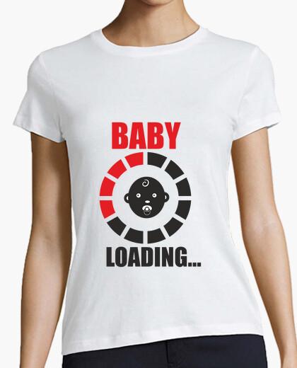 T-shirt bebè durante