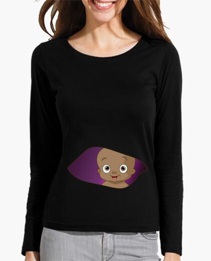 Camiseta Bebe embarazada