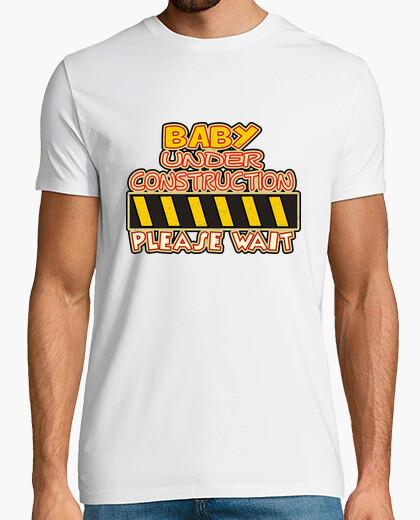 Camiseta BEBE EN CONSTRUCCION 2
