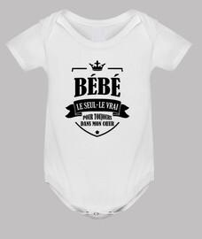 bebé la única verdadera / nacimiento