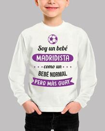 Bebé Madridista