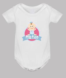 Bebé marinero