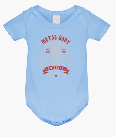 Abbigliamento bambino bebè metal