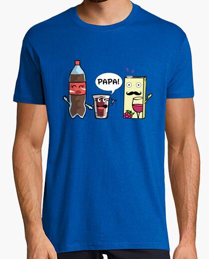T-shirt bebè mop
