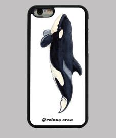 Bebe orca Funda iPhone 6, negra
