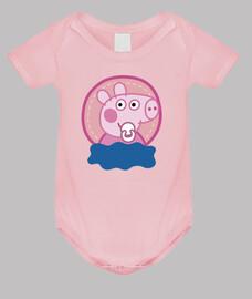 Bebé Pig Chica PERSONALIZABLE