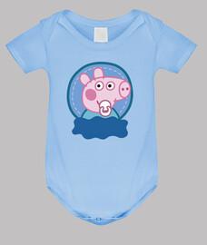 Bebé Pig Chico PERSONALIZABLE